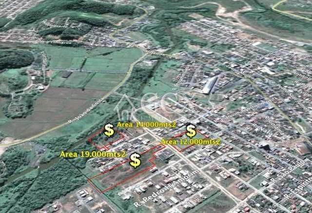 Área rural à Venda - Balneário Camboriú