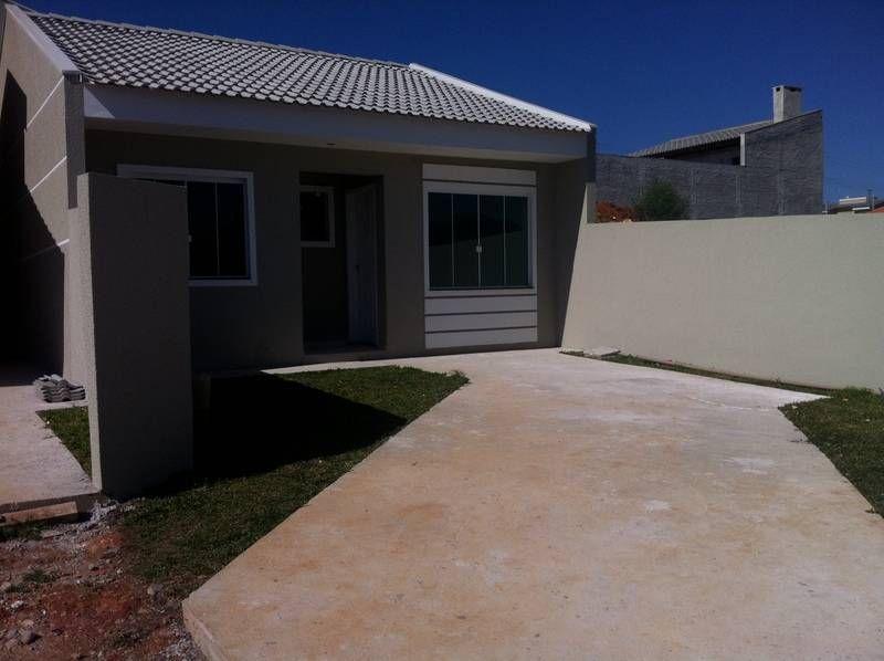 Casa para comprar por R$ 180.000 - Botiatuva - Campo Largo
