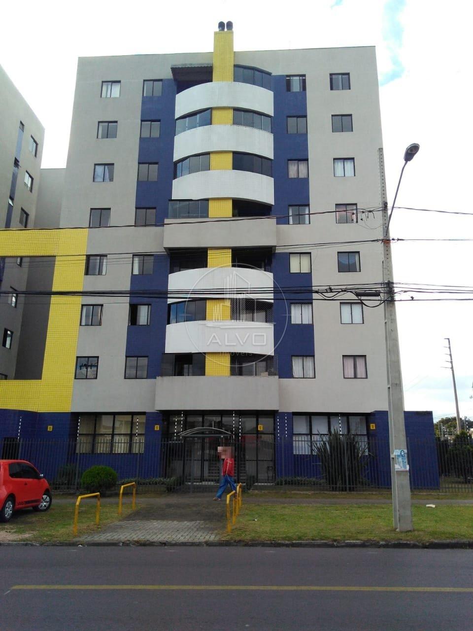 apartamentos para comprar em curitiba novomundo