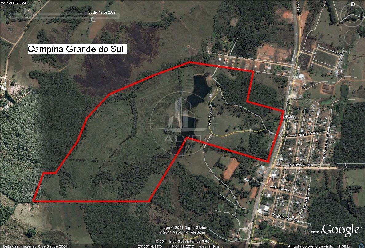terrenos para comprar em campinagrandedosul aracatuba