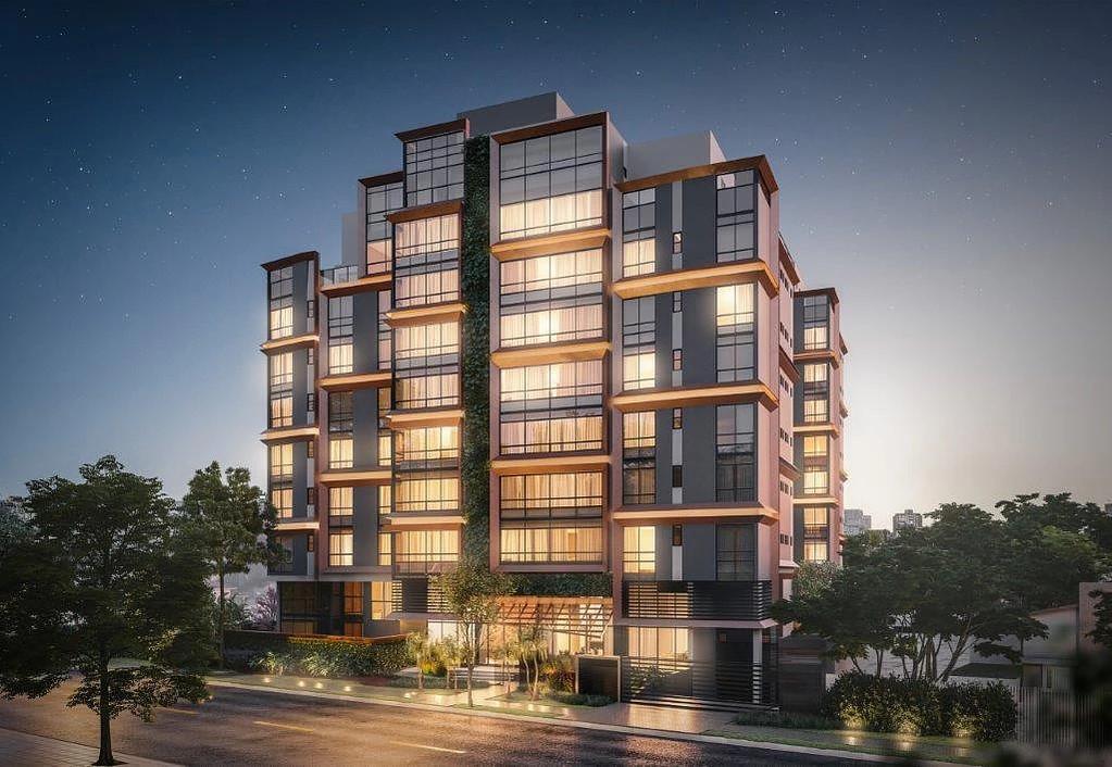 apartamentos para comprar em curitiba cabral