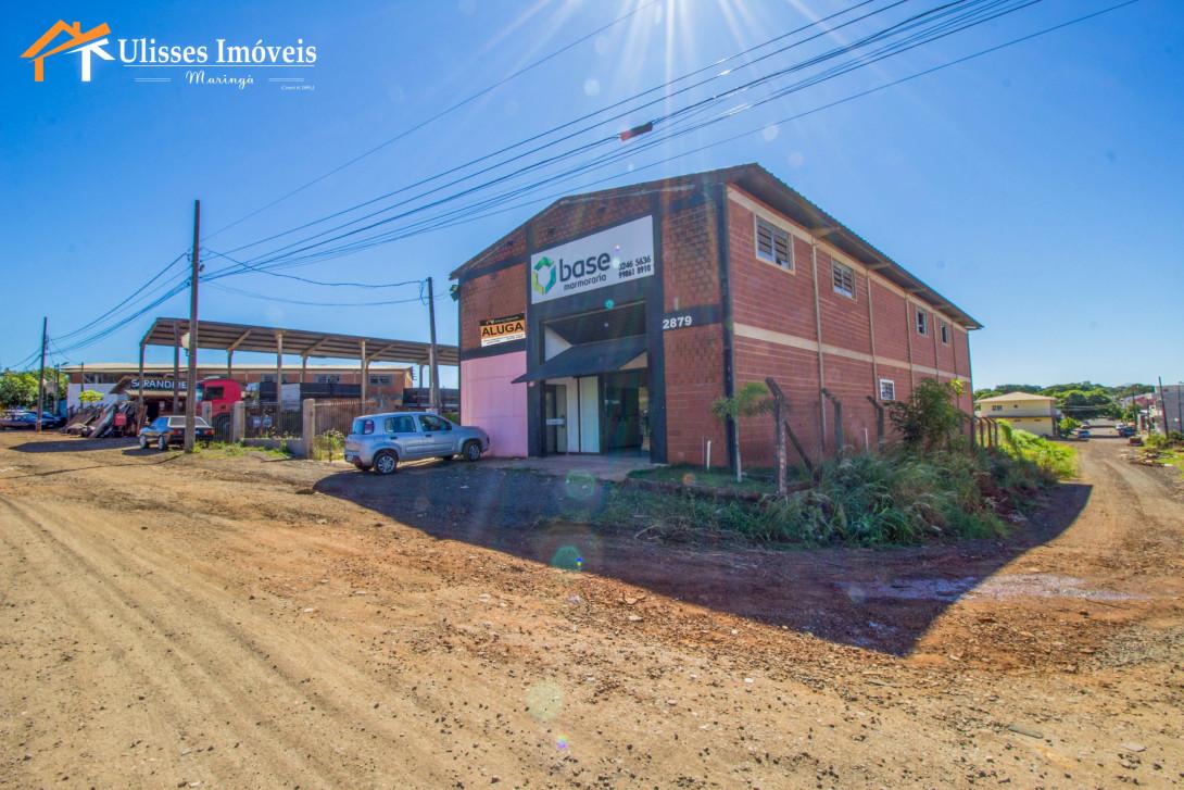 Foto 1 - LOCAÇÃO - BARRACÃO COMERCIAL - JARDIM INDEPENDENCIA - SARANDI