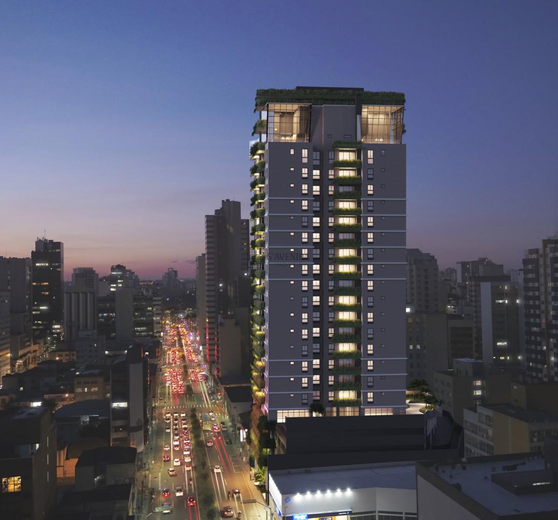 Foto 1 - GARDEN em CURITIBA - PR, no bairro Centro - Referência LE00188