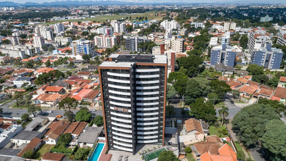 Foto 10 - APARTAMENTO em CURITIBA - PR, no bairro Cabral - Referência LE00216