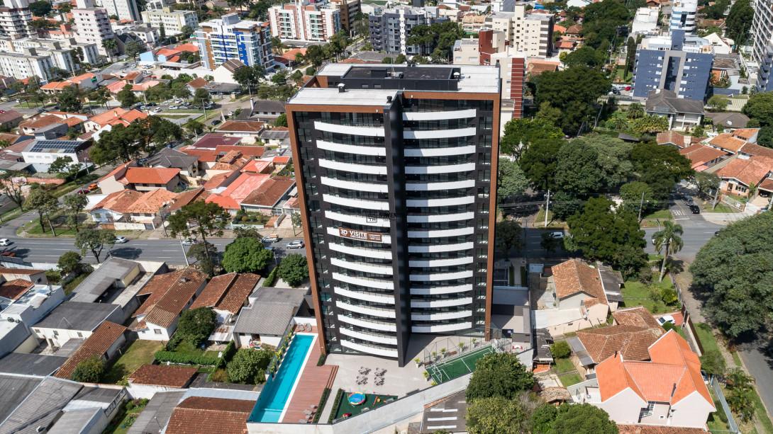 Foto 11 - APARTAMENTO em CURITIBA - PR, no bairro Cabral - Referência LE00216