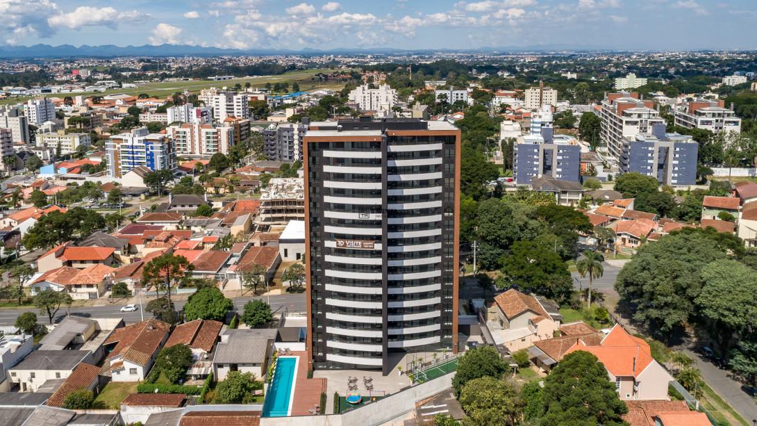 Foto 12 - APARTAMENTO em CURITIBA - PR, no bairro Cabral - Referência LE00216