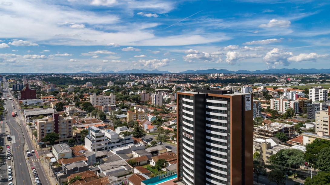 Foto 13 - APARTAMENTO em CURITIBA - PR, no bairro Cabral - Referência LE00216