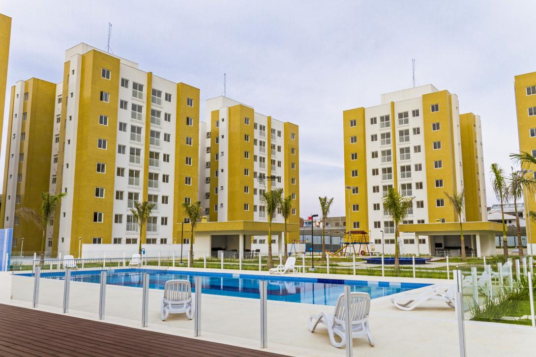 Foto 38 - APARTAMENTO em CURITIBA - PR, no bairro Portão - Referência LE00219