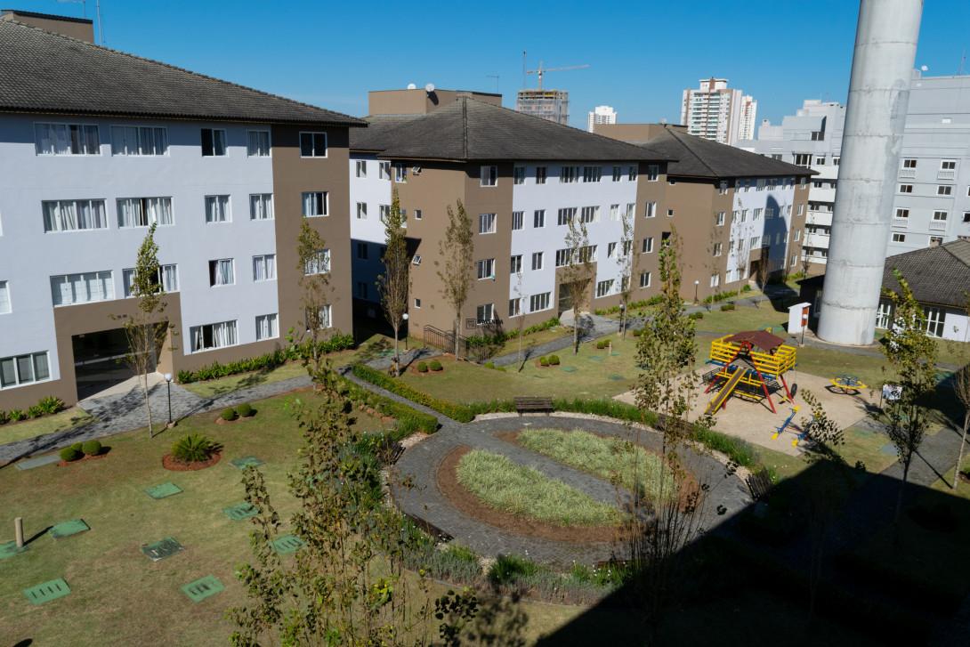 Foto 43 - APARTAMENTO em CURITIBA - PR, no bairro Campo Comprido - Referência LE00231