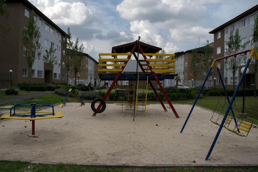 Foto 56 - APARTAMENTO em CURITIBA - PR, no bairro Campo Comprido - Referência LE00231