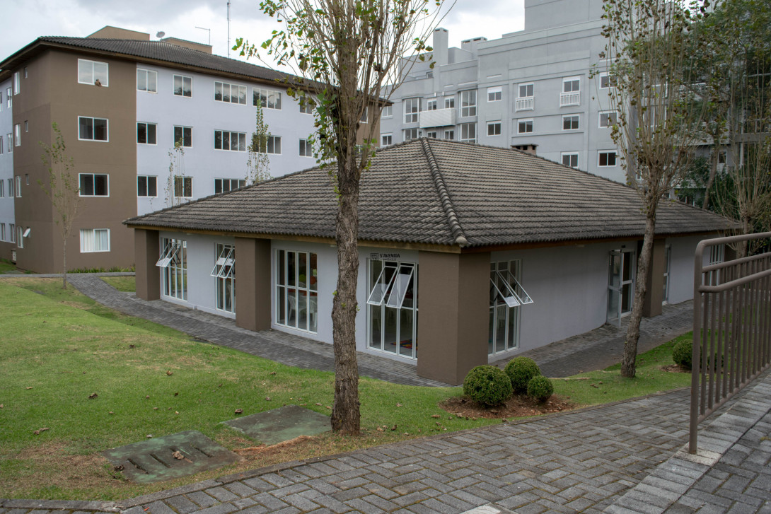 Foto 49 - APARTAMENTO em CURITIBA - PR, no bairro Campo Comprido - Referência LE00231