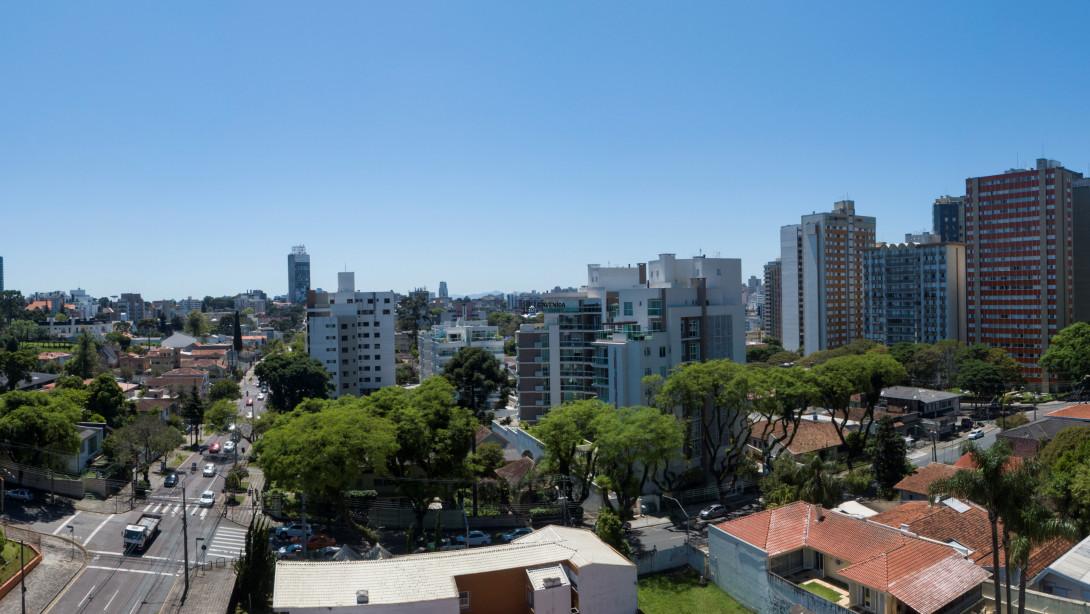 Foto 5 - APARTAMENTO em CURITIBA - PR, no bairro Mercês - Referência LE00261
