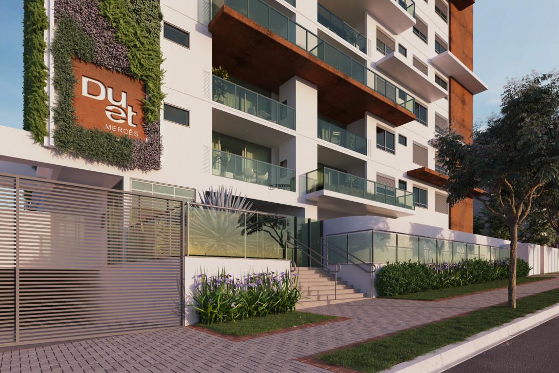 Foto 4 - APARTAMENTO em CURITIBA - PR, no bairro Mercês - Referência LE00280