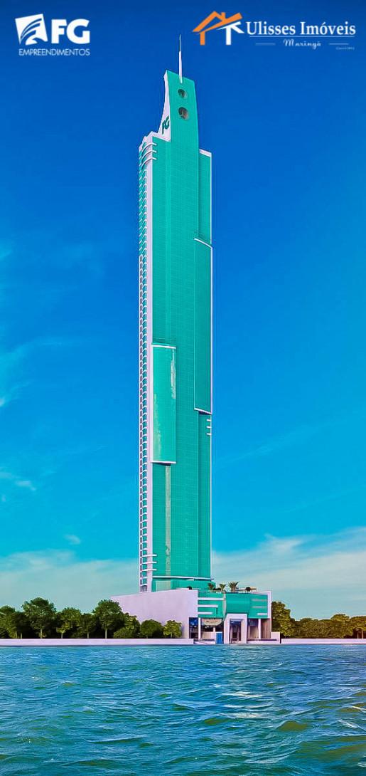 Foto 1 - EDIFÍCIO ONE TOWER - ALTO PADRÃO - CENTRO - BALNEÁRIO CAMBORIÚ