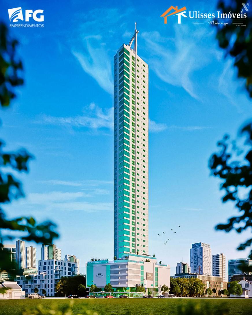 Foto 1 - EDIFÍCIO ELEGANZA TOWER - ALTO PADRÃO - CENTRO - BALNEÁRIO CAMBORIÚ