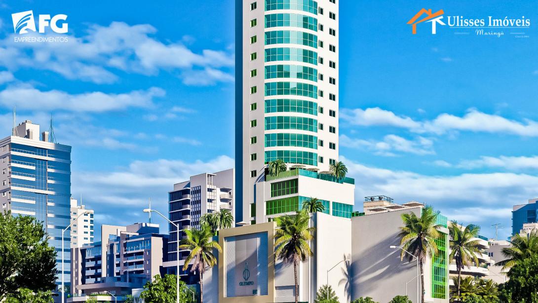 Foto 2 - EDIFÍCIO OLYMPO TOWER - ALTO PADRÃO - CENTRO - BALNEÁRIO CAMBORIÚ