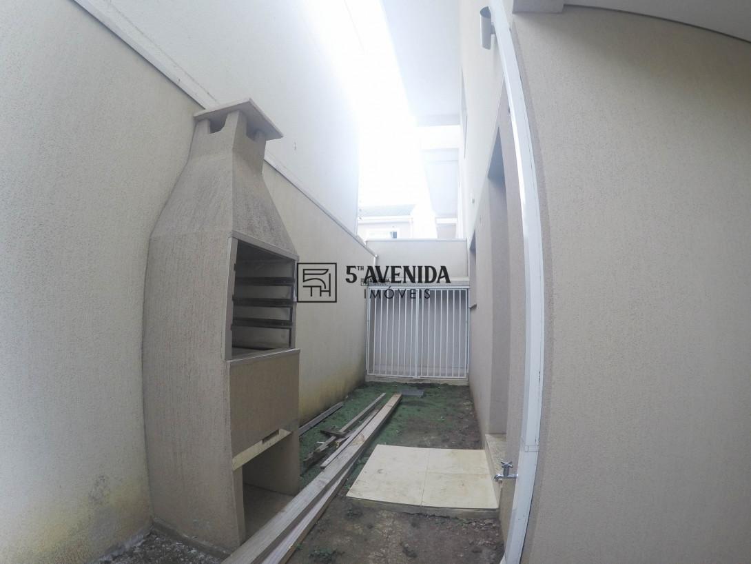 Foto 5 - SOBRADO EM CONDOMÍNIO em CURITIBA - PR, no bairro Santa Felicidade - Referência AN00018