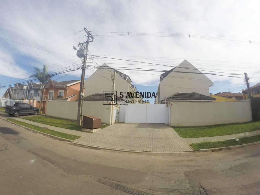 Foto 2 - SOBRADO EM CONDOMÍNIO em CURITIBA - PR, no bairro Santa Felicidade - Referência AN00018
