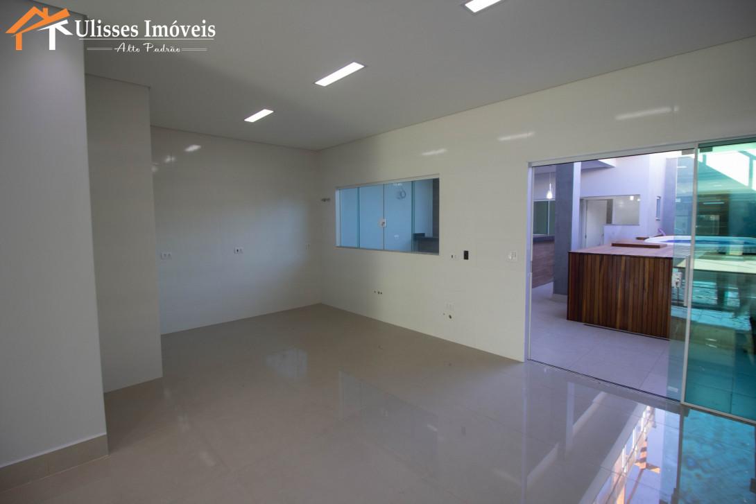 Foto 4 - CASA SOBRADO - ALTO PADRÃO - JARDIM TRÊS LAGOAS
