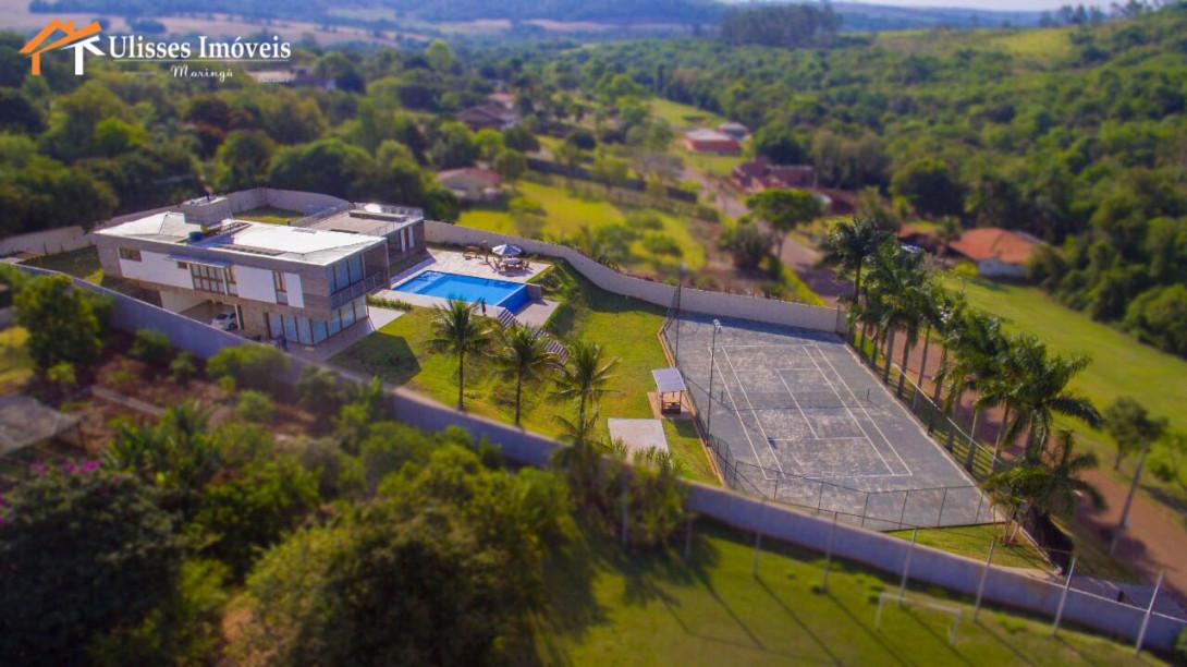 Foto 21 - CONDOMÍNIO ESTÂNCIA ZAÚNA, TERRENO DE 3,500M² COM ÁREA CONSTRUÍDA DE QUASE 1.000M²