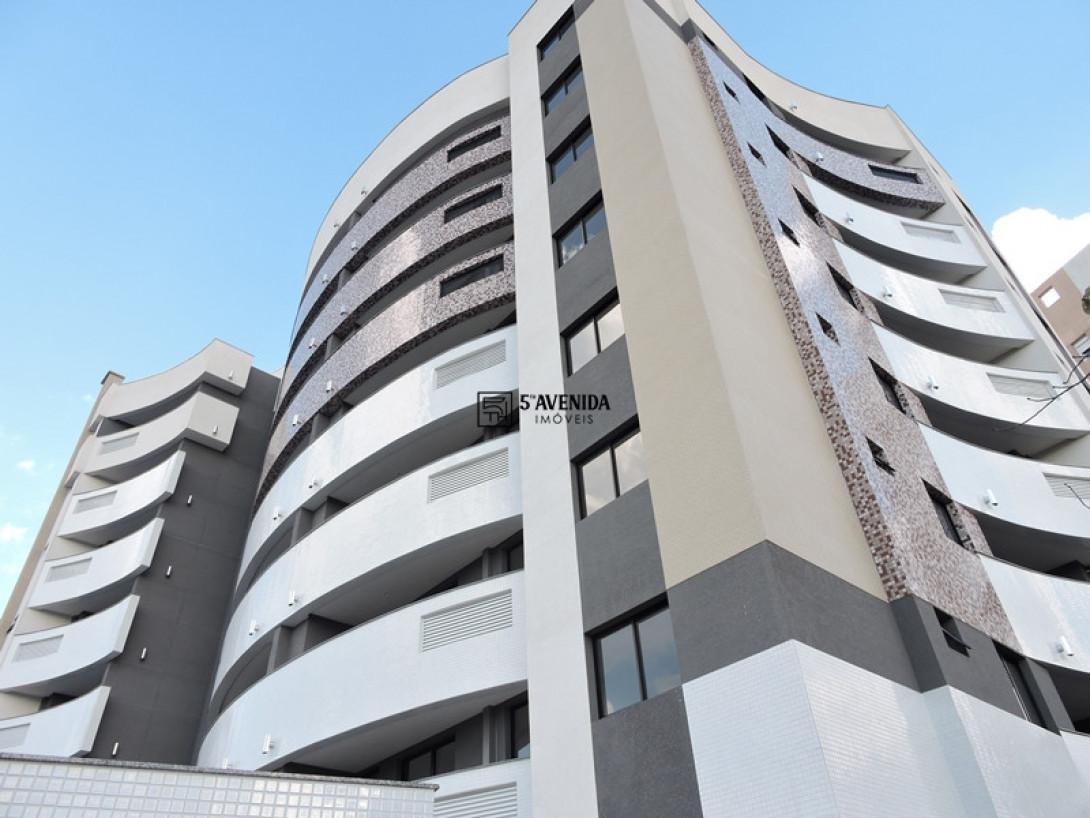 Foto 1 - APARTAMENTO em CURITIBA - PR, no bairro Cabral - Referência LE00338