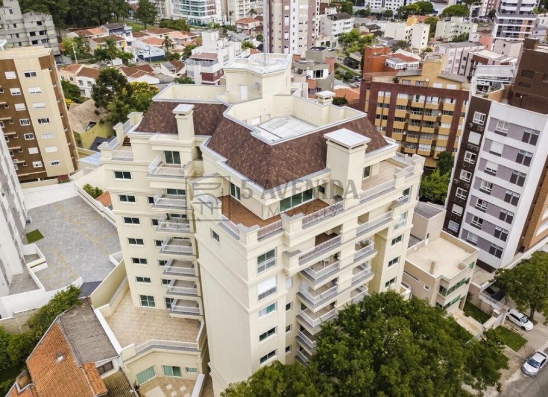 Foto 2 - APARTAMENTO em CURITIBA - PR, no bairro Juvevê - Referência LE00351