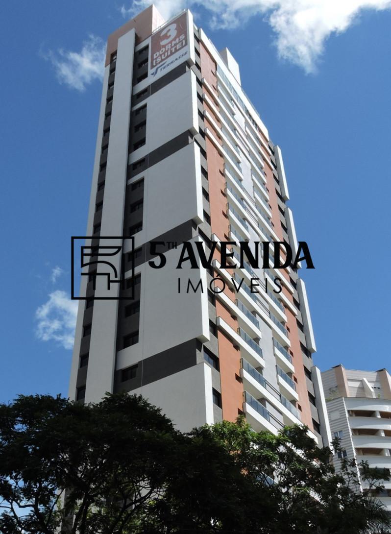 Foto 1 - COBERTURA em CURITIBA - PR, no bairro Ahú - Referência LE00403