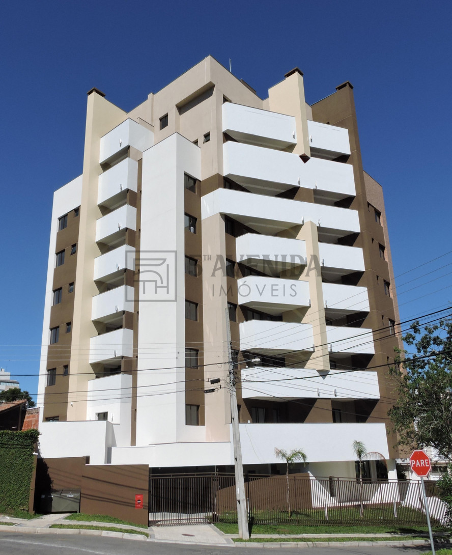 Foto 1 - APARTAMENTO em CURITIBA - PR, no bairro Cristo Rei - Referência LE00414