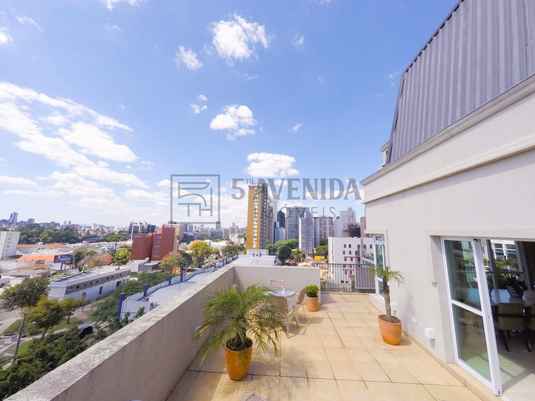 Foto 33 - COBERTURA em CURITIBA - PR, no bairro Batel - Referência AN00027