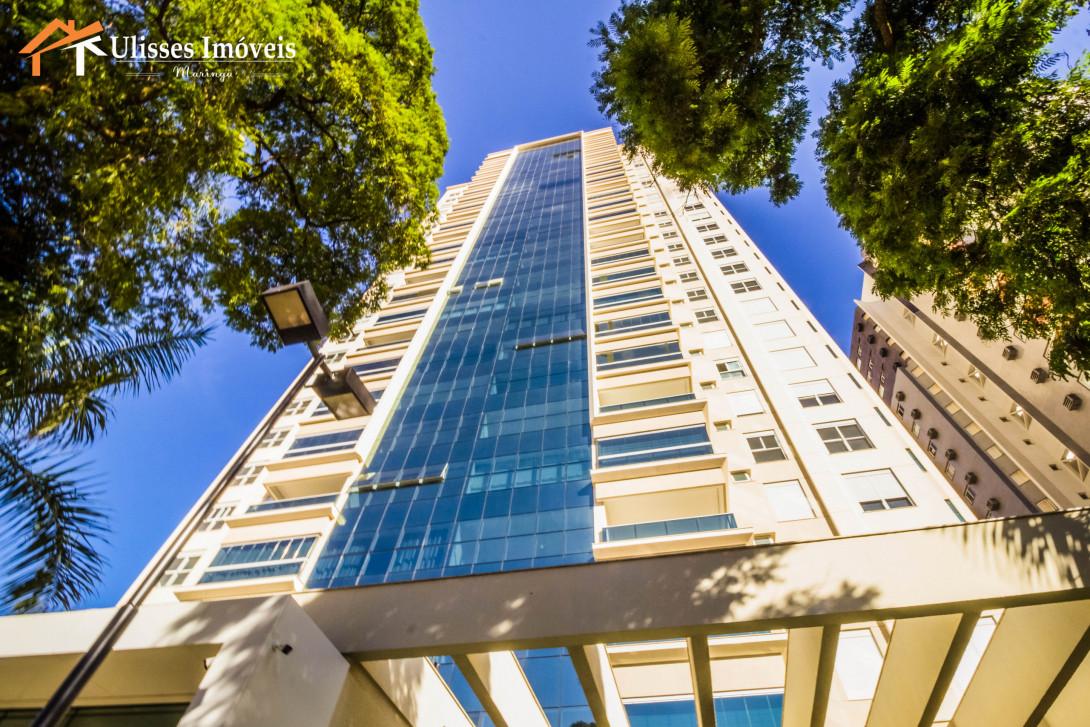 Foto 1 - EDIFÍCIO MAISON INFINITY - ALTO PADRÃO - ZONA 07