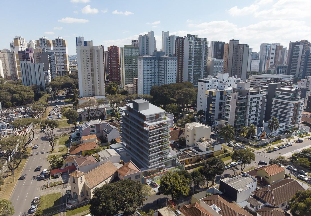 Foto 12 - APARTAMENTO em CURITIBA - PR, no bairro Água Verde - Referência LE00438