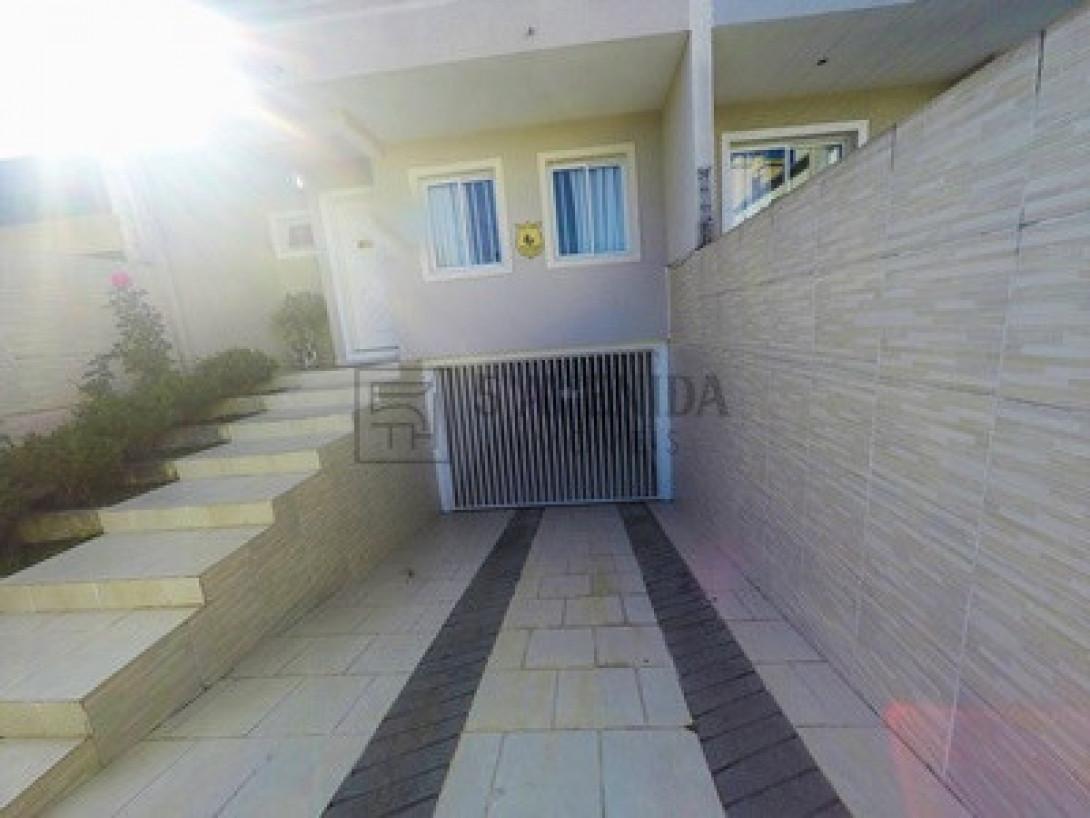 Foto 2 - SOBRADO em CURITIBA - PR, no bairro Portão - Referência AN00033