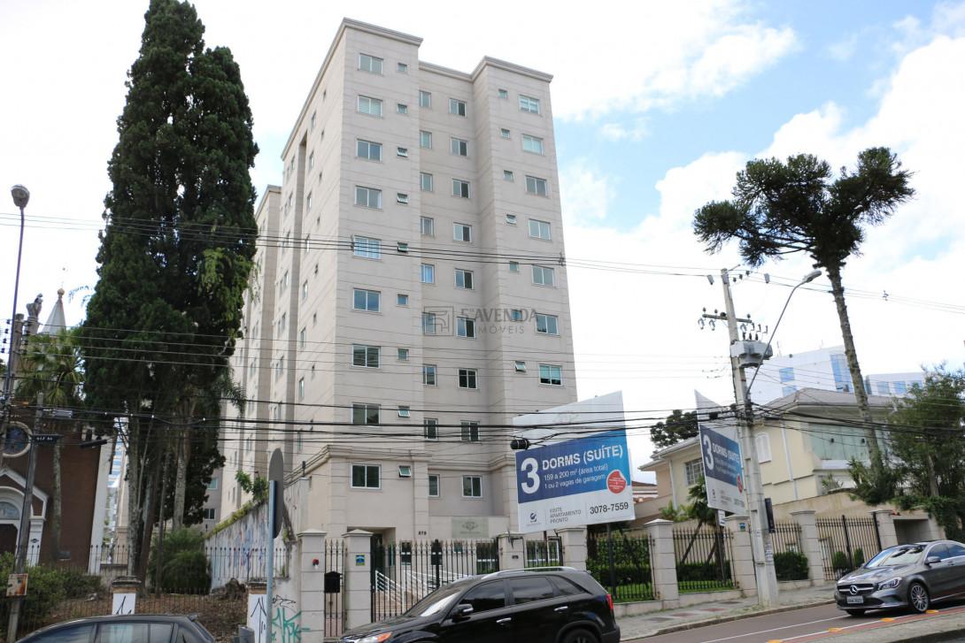 Foto 2 - APARTAMENTO em CURITIBA - PR, no bairro Alto da Glória - Referência LE00459