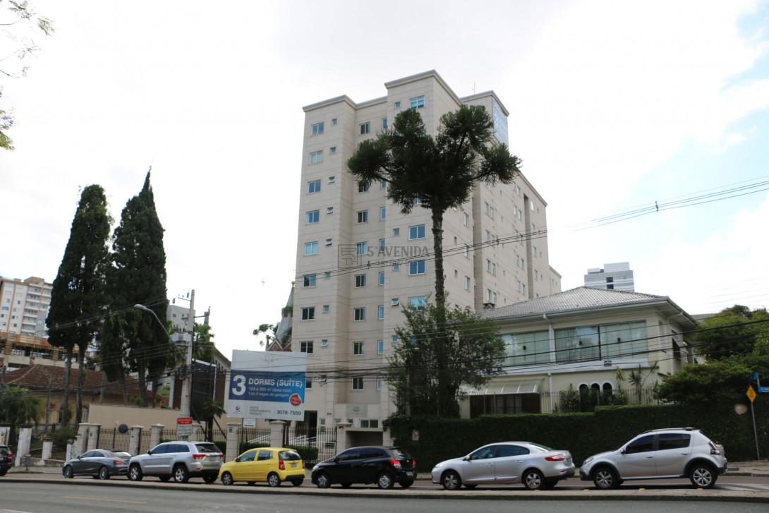 Foto 1 - APARTAMENTO em CURITIBA - PR, no bairro Alto da Glória - Referência LE00459