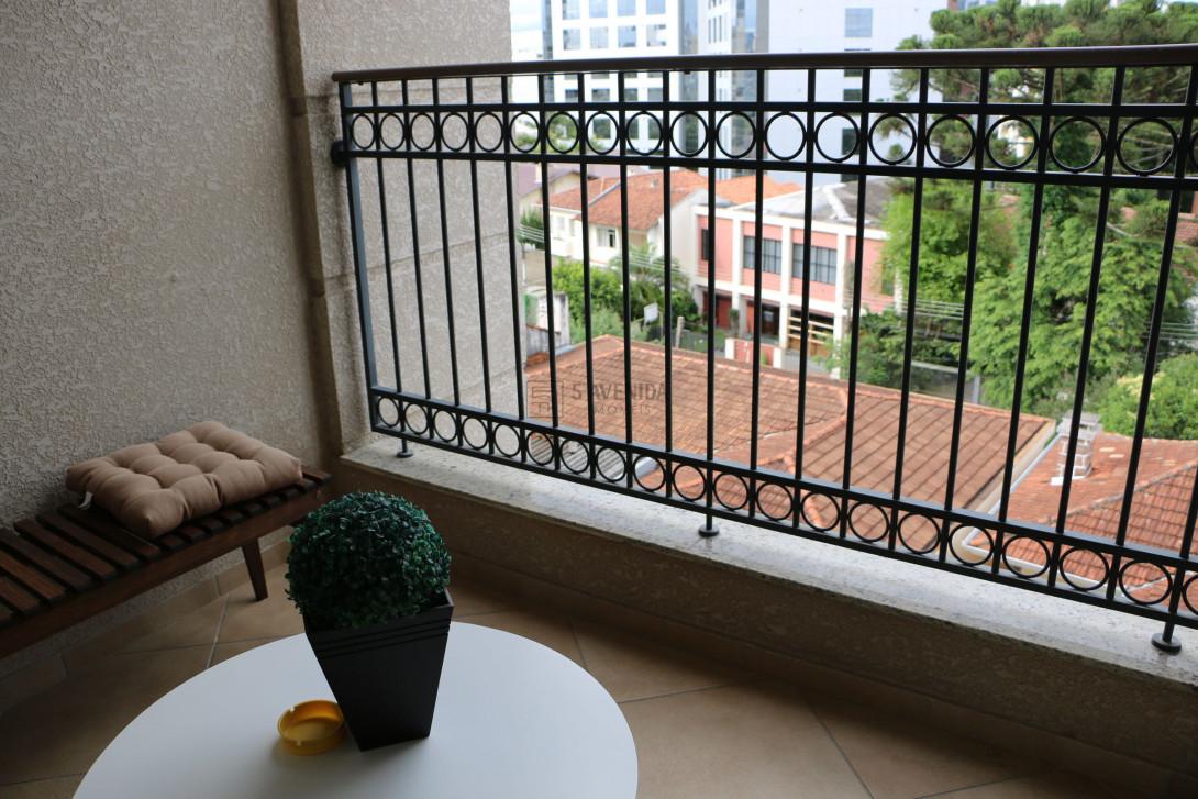 Foto 30 - APARTAMENTO em CURITIBA - PR, no bairro Alto da Glória - Referência LE00459