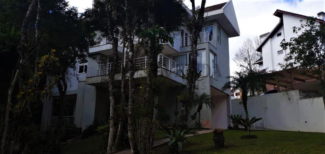 Foto 1 - CASA em CURITIBA - PR, no bairro São Lourenço - Referência AN00040D