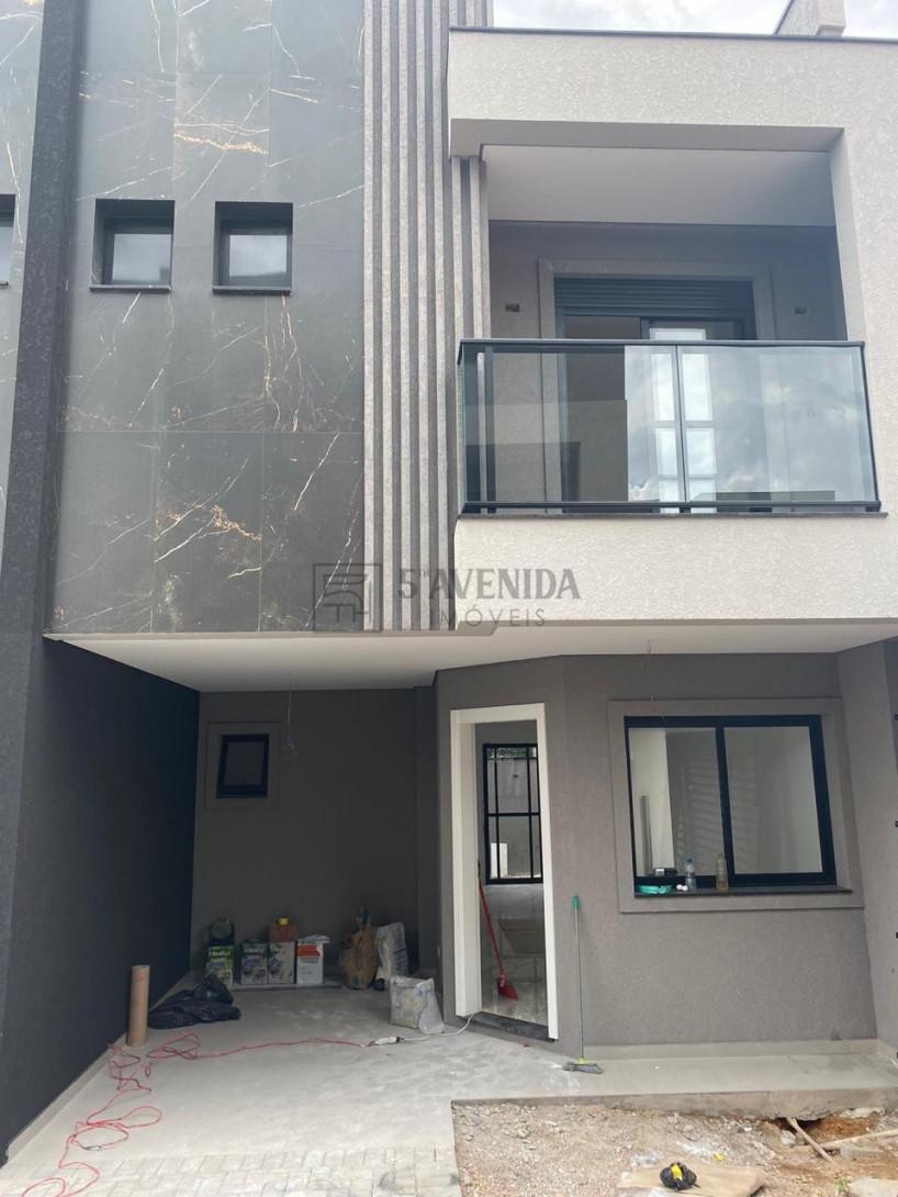 Foto 4 - SOBRADO EM CONDOMÍNIO em CURITIBA - PR, no bairro Uberaba - Referência LE00496