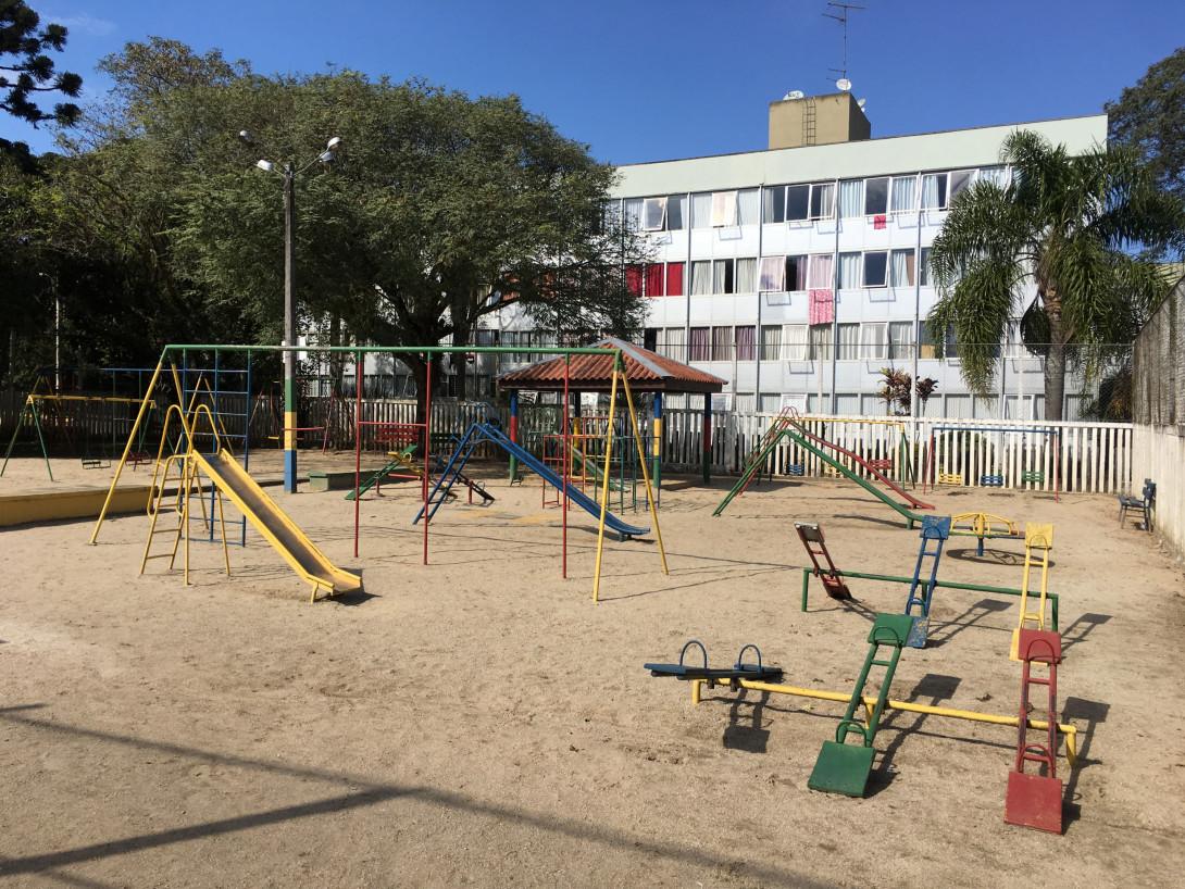 Foto 4 - APARTAMENTO em CURITIBA - PR, no bairro Fazendinha - Referência PR00031