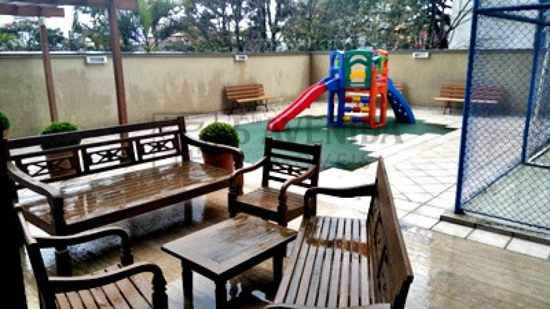Foto 2 - COBERTURA em CURITIBA - PR, no bairro Cabral - Referência AN00049