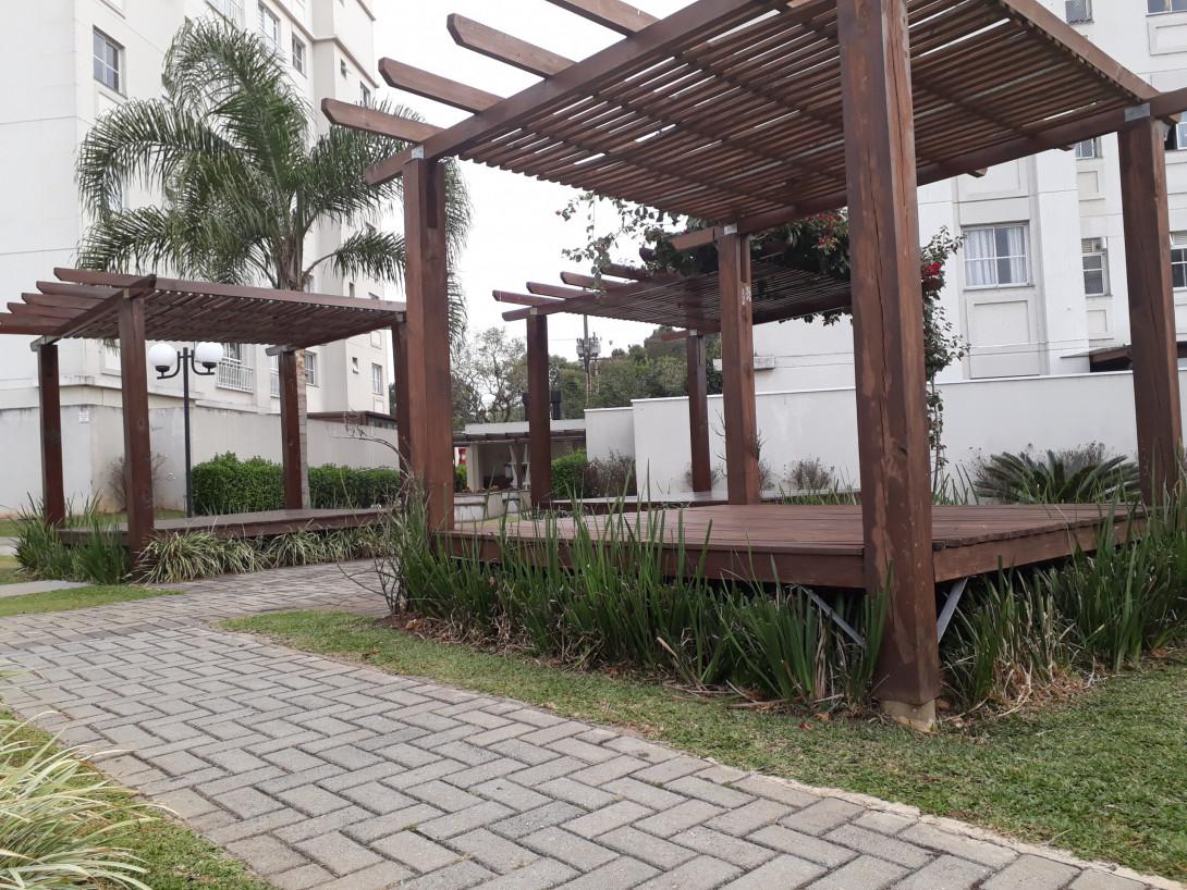 Foto 4 - APARTAMENTO em CURITIBA - PR, no bairro Campo Comprido - Referência LE00169