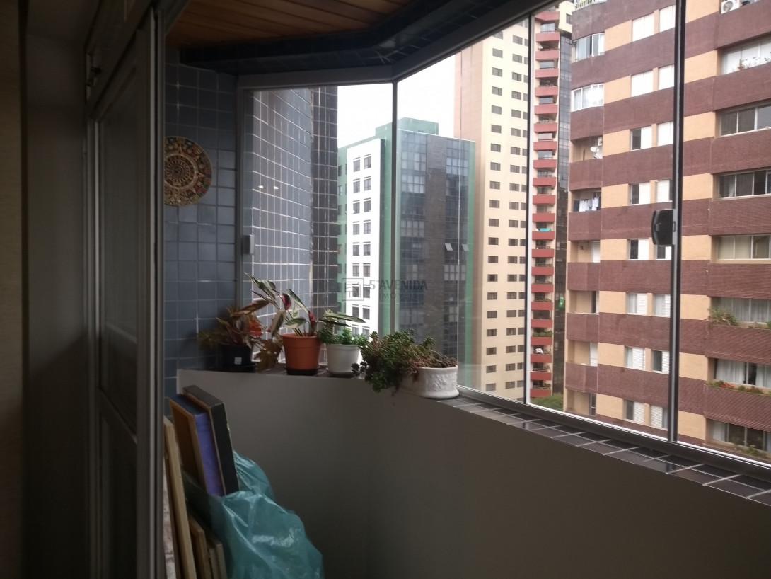 Foto 39 - APARTAMENTO em CURITIBA - PR, no bairro Bigorrilho - Referência AN00053