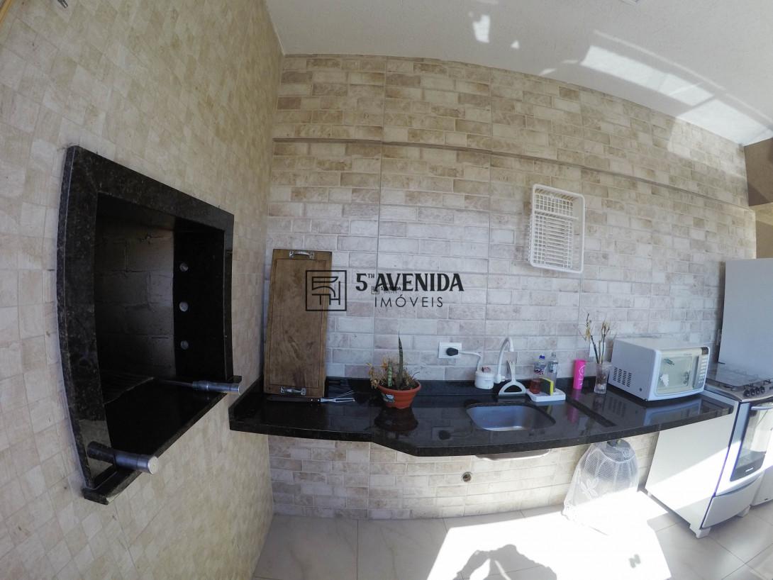 Foto 39 - CASA em CURITIBA - PR, no bairro Santa Felicidade - Referência AN00013C