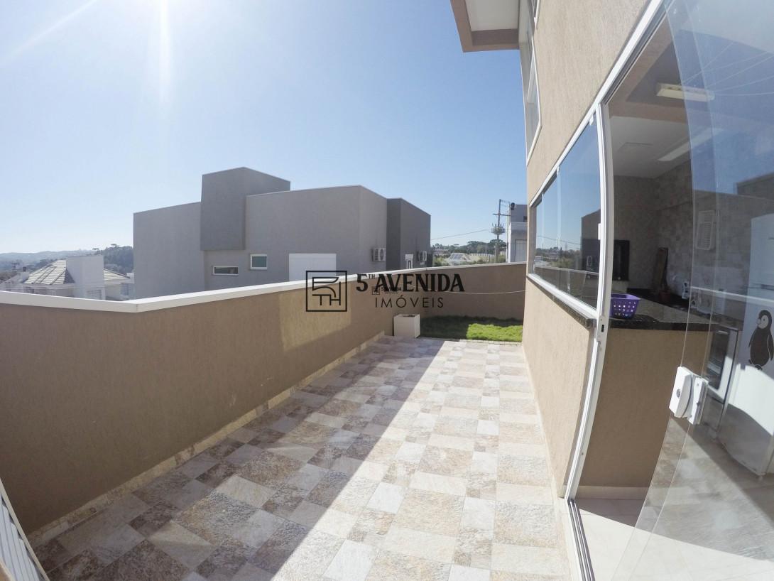 Foto 42 - CASA em CURITIBA - PR, no bairro Santa Felicidade - Referência AN00013C