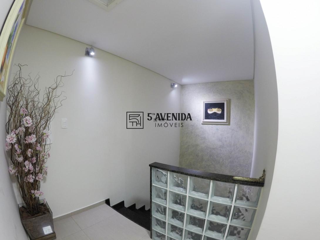 Foto 20 - CASA em CURITIBA - PR, no bairro Santa Felicidade - Referência AN00013C