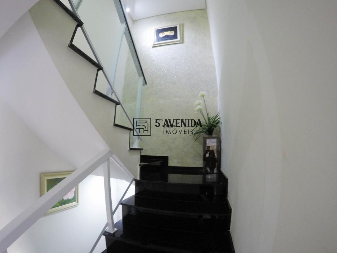 Foto 19 - CASA em CURITIBA - PR, no bairro Santa Felicidade - Referência AN00013C