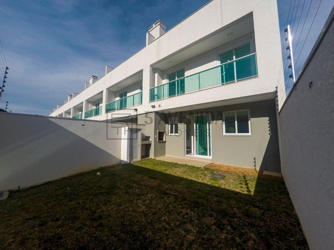 Foto 12 - CASA em CURITIBA - PR, no bairro Mercês - Referência AN00016C