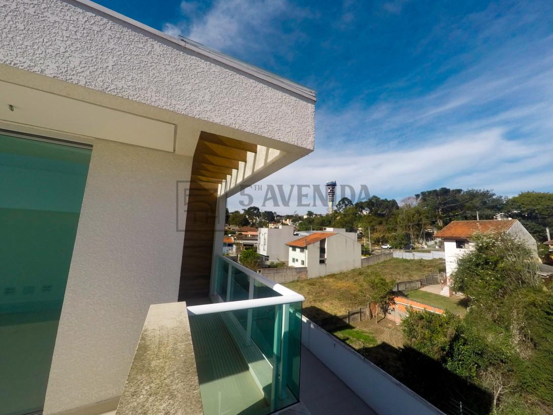 Foto 34 - CASA em CURITIBA - PR, no bairro Mercês - Referência AN00016C