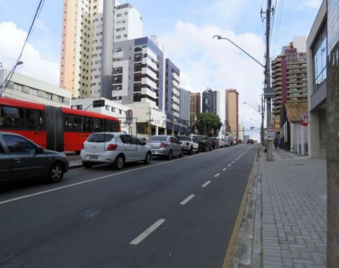 Foto 3 - SALA COMERCIAL em CURITIBA - PR, no bairro Cabral - Referência ACLJ00003