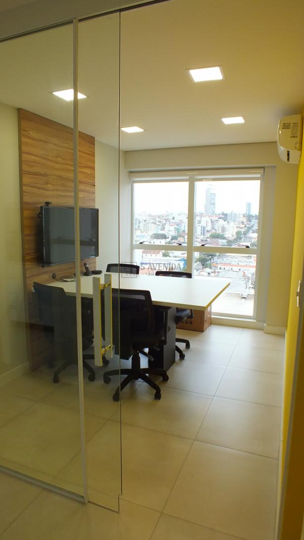 Foto 12 - SALA COMERCIAL em CURITIBA - PR, no bairro Centro - Referência AN00061