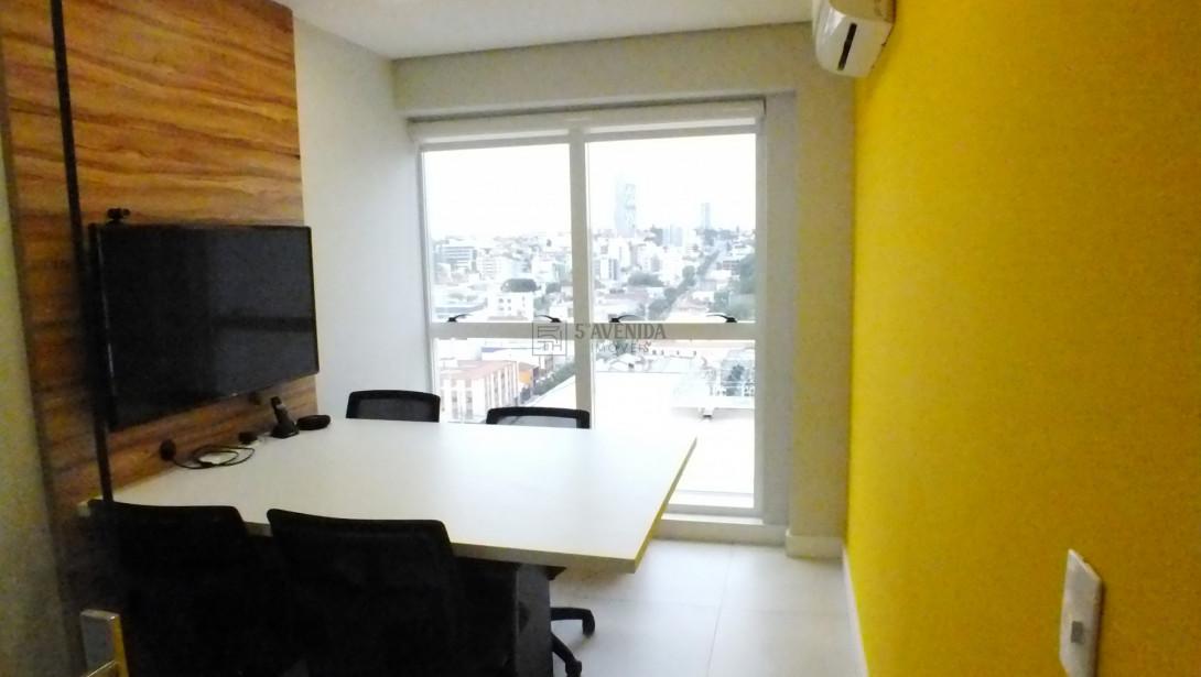 Foto 8 - SALA COMERCIAL em CURITIBA - PR, no bairro Centro - Referência AN00061